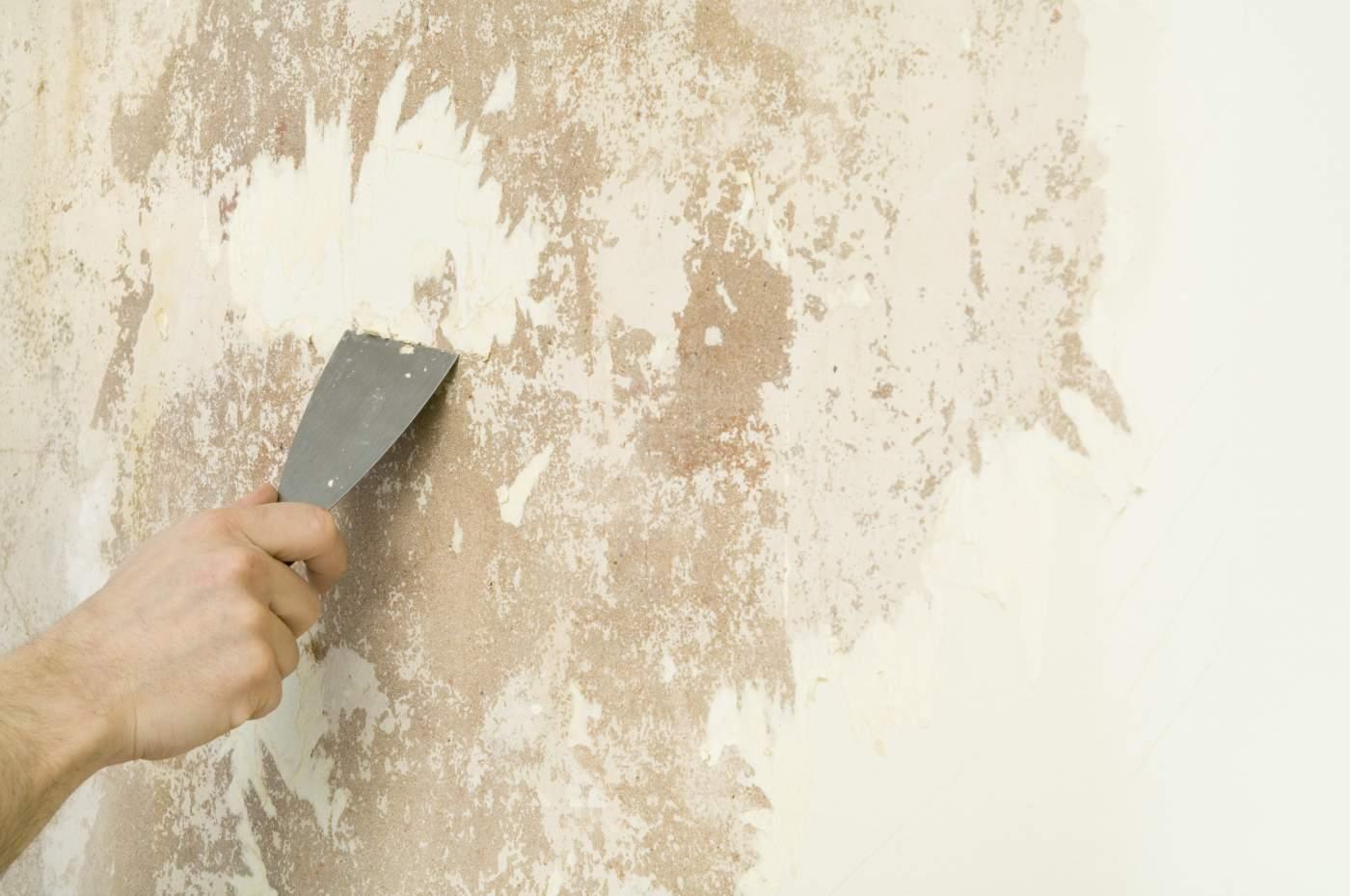 Спасобы удаления старой краски при ремонте